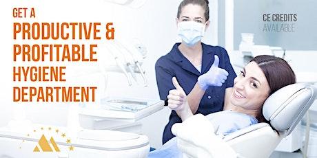 The Profitable Hygiene Seminar tickets