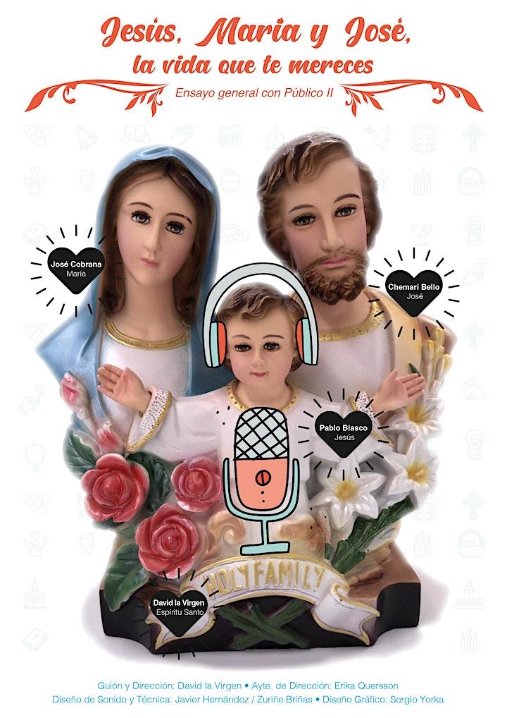 Imagen de Jesús, María y José, la vida que te mereces