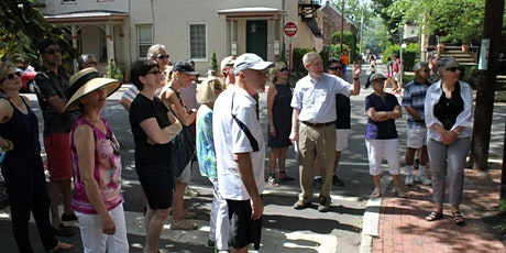 August Walking Tour of Lambertville, NJ tickets