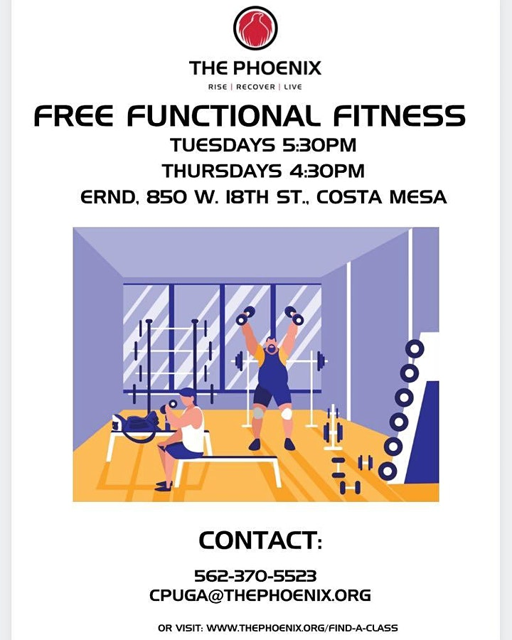 FREE Functional Fitness image