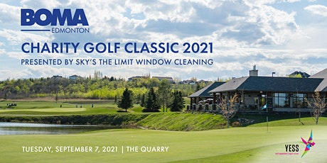 BOMA Edm Charity Golf Classic—Presented By Sky's The Limit Window Cleaning tickets