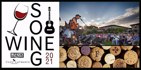 95.3 KRTY and DGDG.Com Present Song And Wine Series 2021 Friday August 6 tickets
