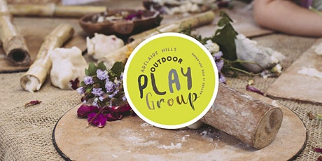 Spring  with Adelaide Hills Outdoor Playgroup - Tuesday 23rd November tickets