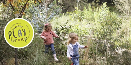 Summer with Adelaide Hills Outdoor Playgroup - Monday 13th December tickets