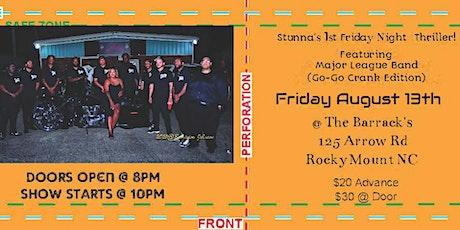 Stunna's 1st Friday Night Thriller tickets