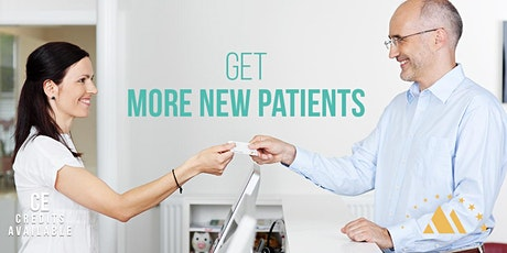 The MGE New Patient Workshop tickets
