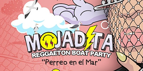 MOJADITA Reggaeton Boat Party - August 7th tickets