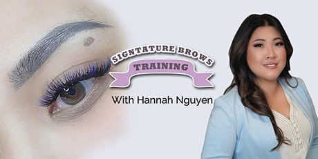 Signature Brows Ombré & Powder Shading Course Los Angeles tickets