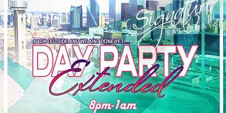 Signature Saturdays  @ Local Tap - DayParty Extended tickets