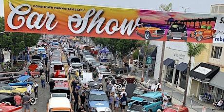 3rd Annual Downtown Manhattan Beach Car Show tickets