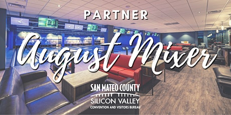 August Partner Networking Mixer tickets