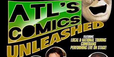 ATL's Comics Unleashed 2021 tickets