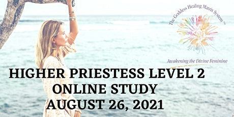 Higher Priestess Practitioner™ Level 2 tickets