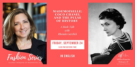 Coco Chanel and the Pulse of History, a Book Talk with Rhonda Garelick tickets