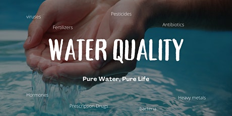 Water Quality Awareness Webinar tickets
