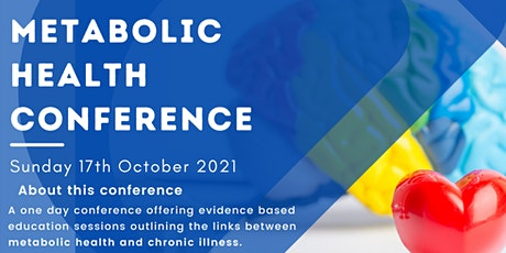 Metabolic Health Conference ( Shoalhaven, NSW) tickets