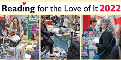 Reading for the Love of It 2022 Exhibitor Booth Rental tickets