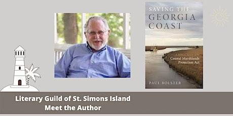 Meet the Author: Paul Bolster tickets