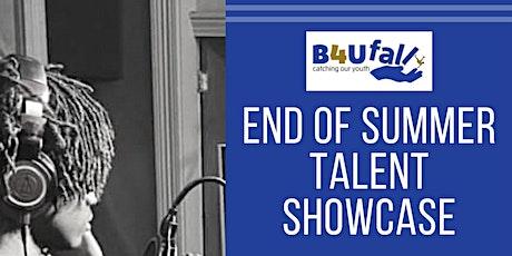 End of Summer Teen Talent Showcase tickets