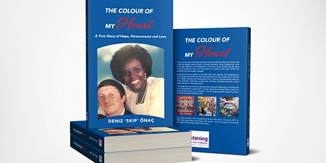 The Colour Of My Heart Book Launch tickets