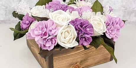 Wood Flower Workshop tickets