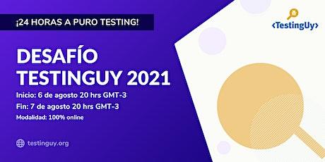 TestingUy 2021 - Desafío boletos