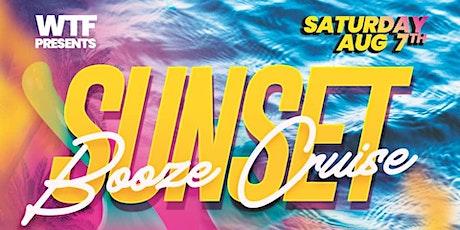 LGBTQ+ Sunset Booze Cruise with DJ Josh Peace LIVE! tickets