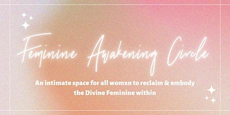 Feminine Awakening Circle tickets