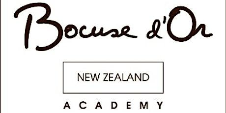 #roadtolyon Bocuse d'Or Team NZ 2021 Fund Raising Dinner tickets