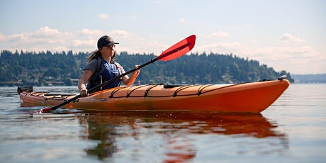 SCC - Introductory Kayak Clinic 6 - July 26 & 27 tickets