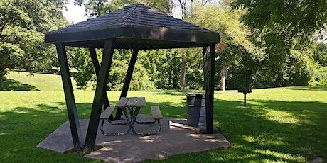 Park Shelter at VA Park - Dates in April-June 2022 tickets