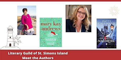 Meet the Authors: Mary Kay Andrews and Patti Callahan tickets
