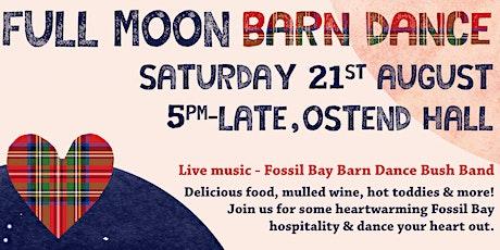 Full Moon Barn Dance - The Fossil Bay School Fundraiser tickets