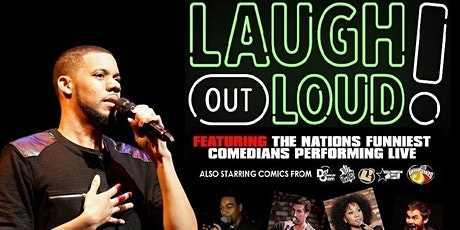 Laugh Out Loud Saturday @ Monticello tickets