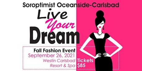 Live Your Dream Style Show tickets
