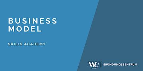 Skills Academy Workshop: Business Model Advanced Tickets