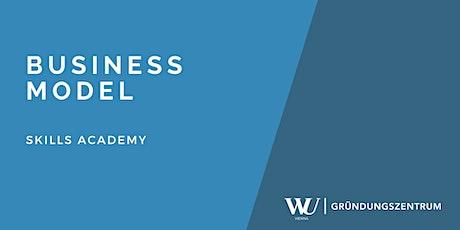 Skills Academy Workshop: Business Model Basics tickets