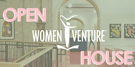 WomenVenture Open House tickets