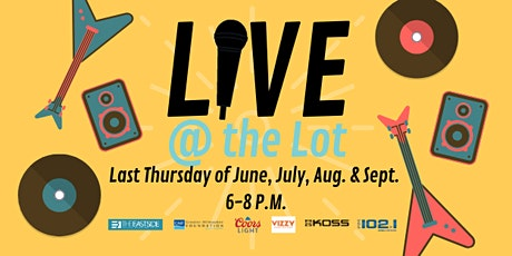 Live @ the Lot - Marielle Allschwang & The Visitations! tickets