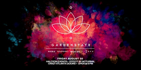 Gardenstate || August 20 || Crazy Atlanta tickets