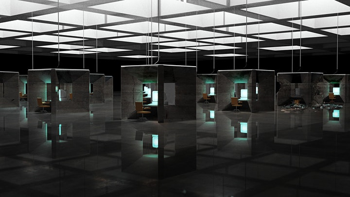 Choreographing Stories through Physical and Digital Architecture image