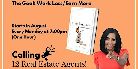 The Nina Selling -Nine Success  Strategy Tips -  Join Our Book Club! tickets