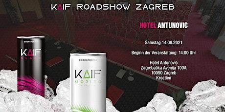 KAIF Roadshow Zagreb tickets