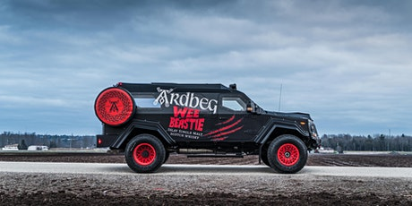 Ardbeg's Monsters of Smoke Tour Comes to Charlotte tickets