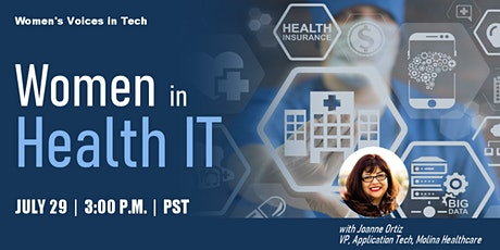 Women in Health IT tickets