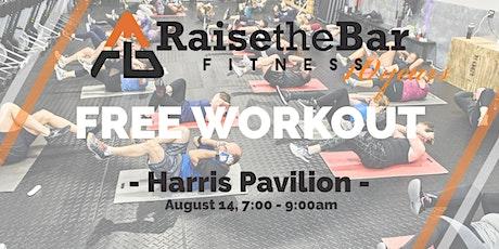FREE Outdoor Sweat Fest tickets