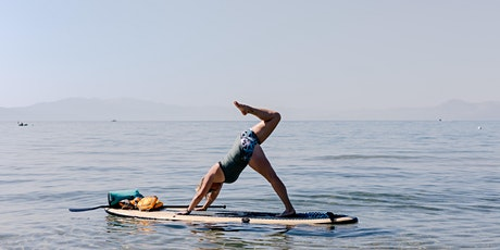 SUP Yoga at the TaHoe Nalu tickets