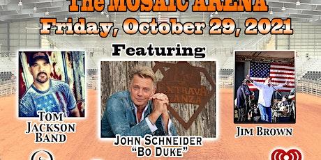 Bootz&Bucklez Country Music Festival tickets