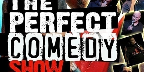 The Perfect Comedy Show @ Monticello Lounge tickets