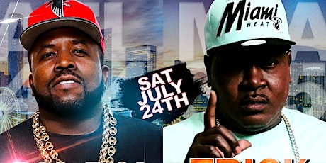 BIG BOI & TRICK DADDY 305 TO THE ATL TAKEOVER tickets